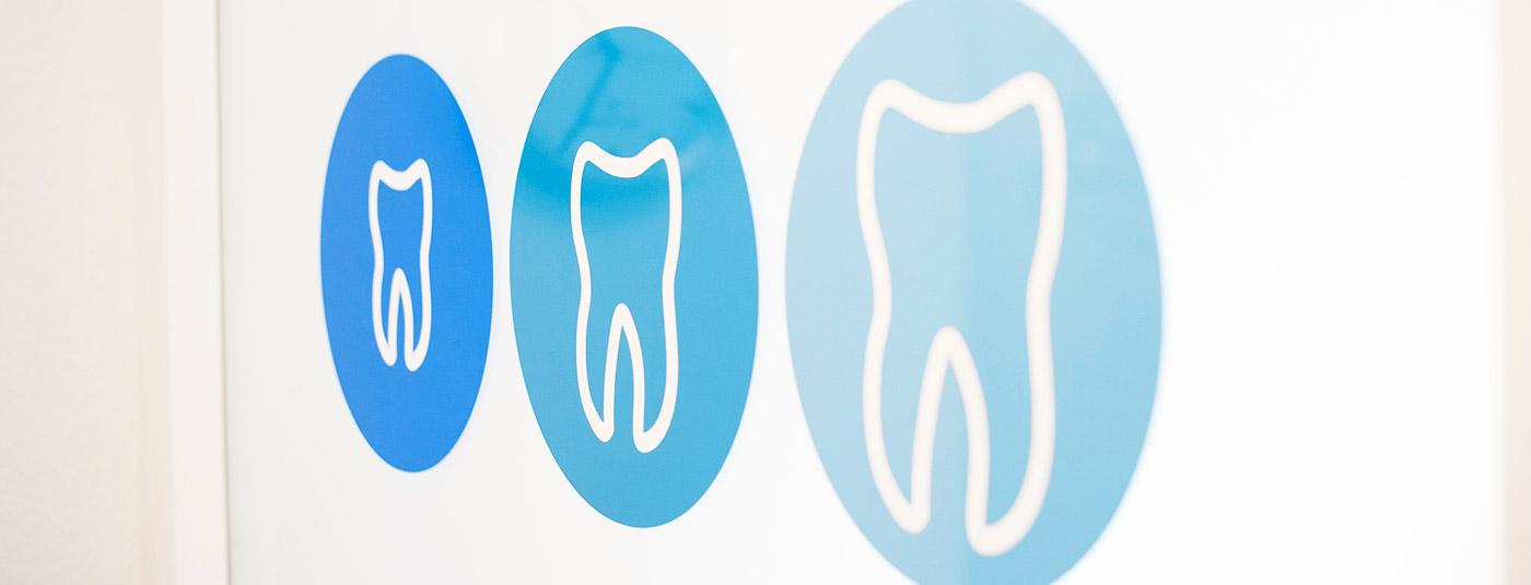 Praxislogo Zahnarzt Oßweil